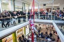 Slavnostní otevření obchodního centra Central Jablonec proběhlo v pátek 31. března 2017 a nabídlo bohatý doprovodný program.