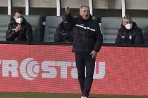 Trenér Petr Rada