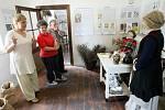 Krásná, Kittelovo muzeum se v roce 2012 otevřelo na Noc muzeí. Návštěvníci si mohli projít Kittelovou bylinkovou zahrádkou, uhádnout byliny podle jejich vůně nebo zobrázků. Expozice muzea je zaměřené na Kittelovo lidové léčitelství.