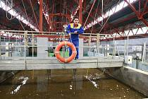 V Harrachově SVS v roce 2010 zrekonstruovala čistírnu odpadních vod.