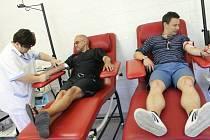 Liberecký kraj zaostává třeba v počtech odběrů krve
