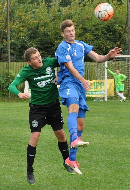 Zápas krajského přeboru Doksy - Hamry sledovalo přes pět set fanoušků.