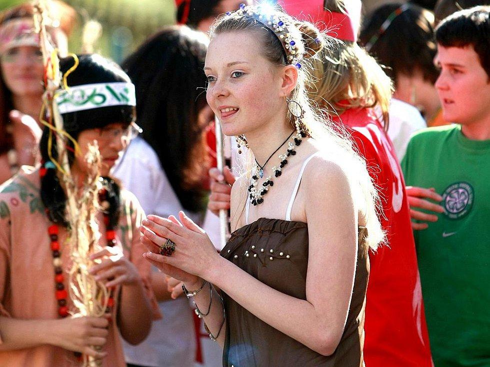 Ve Smržovce odstartovali 12. Olympijské hry Základní školy.