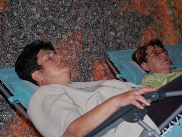 Solnou jeskyni nyní mohou využívat obyvatelé Jablonce.