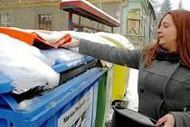 Třídění odpadů. Ilustrační snímek.
