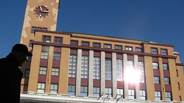 Ilustrační snímek - jablonecká radnice