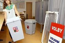 Přípravy voleb