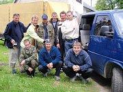 Sbor dobrovolných hasičů Lučany nad Nisou.