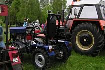Traktoriáda Držkov 2014