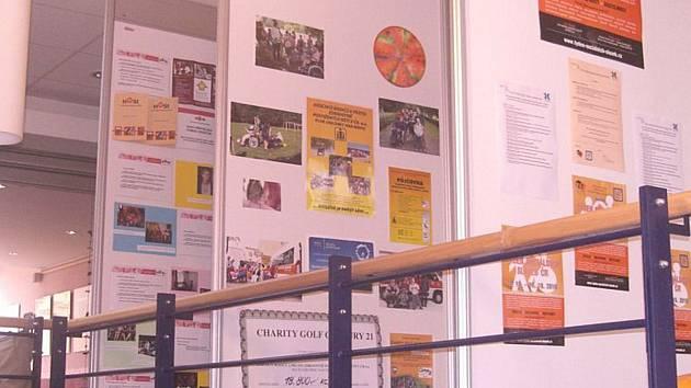 Výstava Týdne sociálních služeb v uplynulých letech