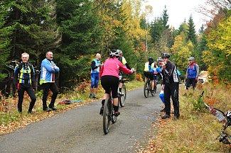 Na trať do Jizerek vyjelo bezmála 3500 závodníků.