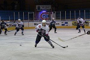 Jablonečtí Vlci sehráli poslední přípravný zápas před zahájením II. hokejové ligy