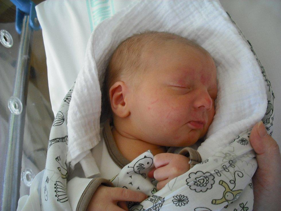 Mikeš Bakeš se narodil 26.října v jablonecké porodnici mamince Petře Bakešové z Jablonce nad Nisou.Vážil 3,89 kg a měřil 50 cm.
