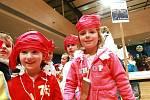 Středa dopoledne patřila v jabloneckém Eurocentru mateřským školkám z Libereckého kraje. Čtyřem stovkám dětí se věnovali budoucí pedagogové a dobrovolníci z Centra vzdělanosti. Formou cesty po soutěžních stanovištích je provedli jednotlivými světadíly.