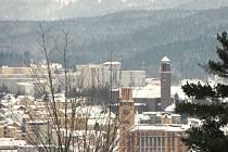 Pohled na Jablonec n. N.