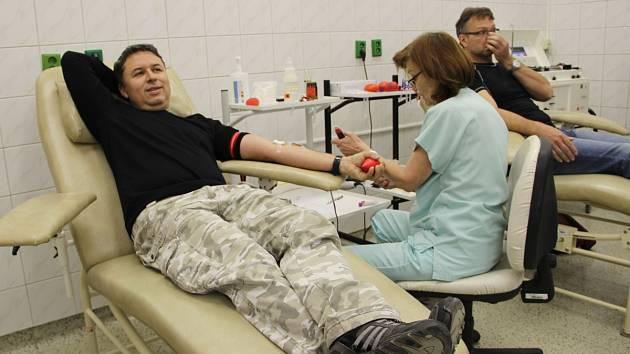 Dárci krve - ilustrační snímek
