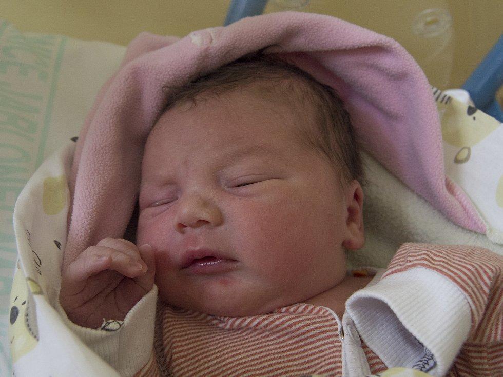 MATTEO RAPANA se narodil v pondělí 21. srpna mamince Barboře Fričové z Jablonce nad Nisou.  Měřil 49 cm a vážil 3,24 kg.