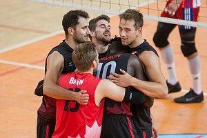 Přátelský zápas Česká republika - Kanada v Jablonci nad Nisou