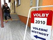 Ve volebním stanu ČSSD se sledovaly průběžbé výsledky voleb doslova každou vteřinu hned na několika noteboocích