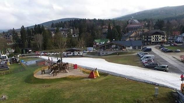Lanovou dráhu na Čertovu horu spustí do každodenního letního provozu již v pátek 29.4.2016.