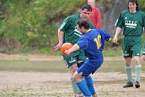 Albrechtice hrají okresní soutěž III. třídy. V sobotu hostí 35. ročník turnaje, na kterém startují pouze týmy obcí s názvem Albrechtice.