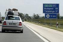 Dovolená a turistika. Maďarsko.