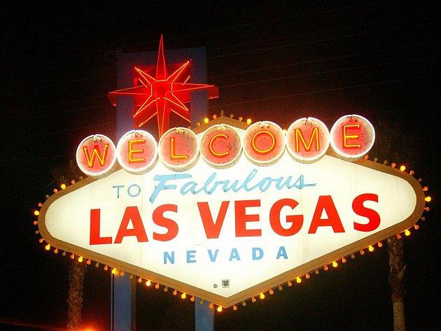 Dovolená a turistika. USA - Las Vegas.