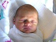 Adam Sychra se narodil Michaele Sychrové a Martinovi Fukárkovi 4.9.2016 z Jablonce nad Nisou. Měřil 45 cm a vážil 2450 g.