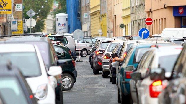 Carsharing odlehčuje i silnicím. Ilustrační snímek