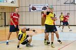 Jablonečtí házenkáři se tvrdě připravují na novou sezónu. Již tradičně se zúčastnili turnaje v Ústí nad Labem a byli úspěšní.