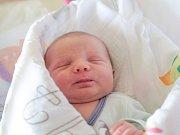 DAVID PETRÁSEK se narodil v pondělí 3. července mamince Evě Petráskové ze Semil. Měřil 49 cm a vážil 3,54 kg.