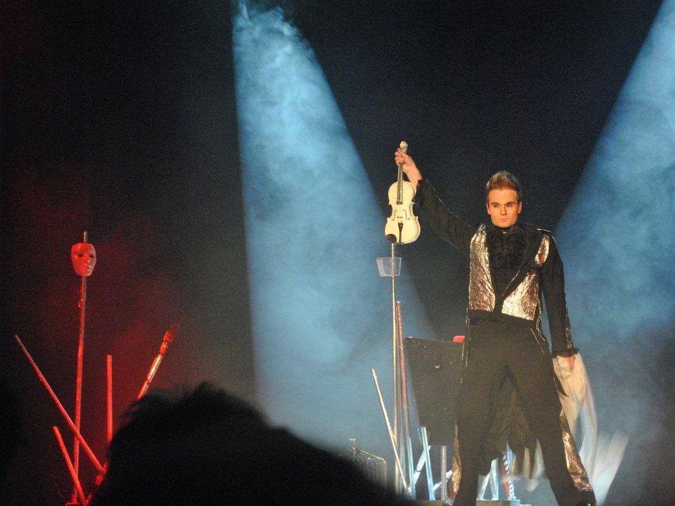 Kouzelník Magic Alex alias Aleš Březina z Jablonce nad Nisou