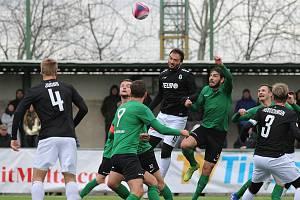 Fotbalisté Jablonce nestačili v rámci Tipsport ligy na Příbram.