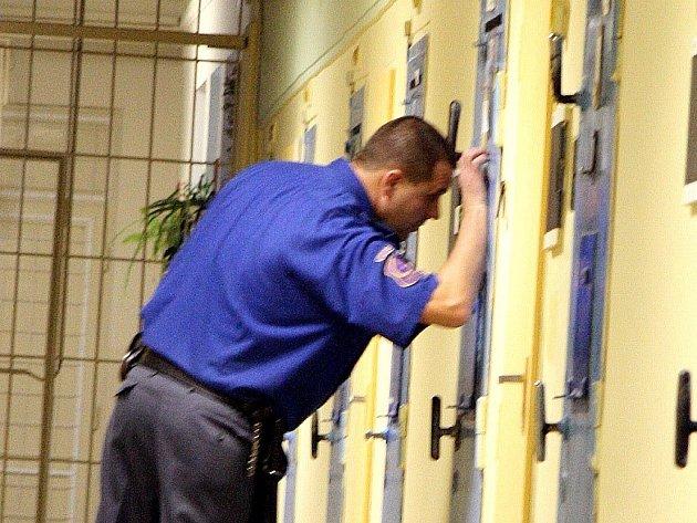 Věznice. Ilustrační foto.