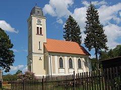 Kostelík sv. Josefa v Loučné