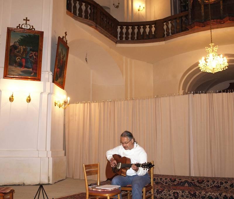 Noc kostelů v kostele sv. Archanděla Michaela ve Smržovce