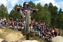 Pavel Balaš skončil v Tanvaldě na čtvrtém místě.