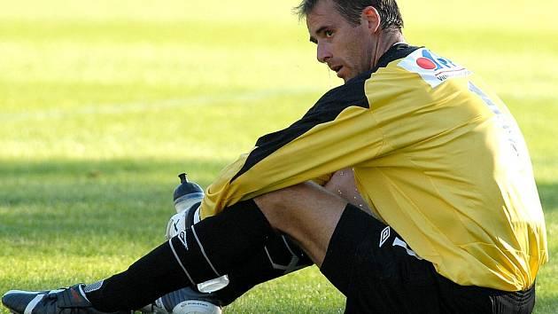 Michal Špit po skončení zápasu.