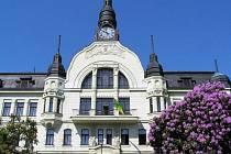 Radnice v Tanvaldě