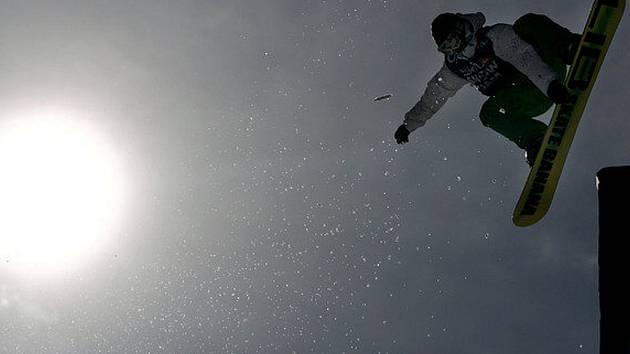 Snowboard. Ilustrační snímek.