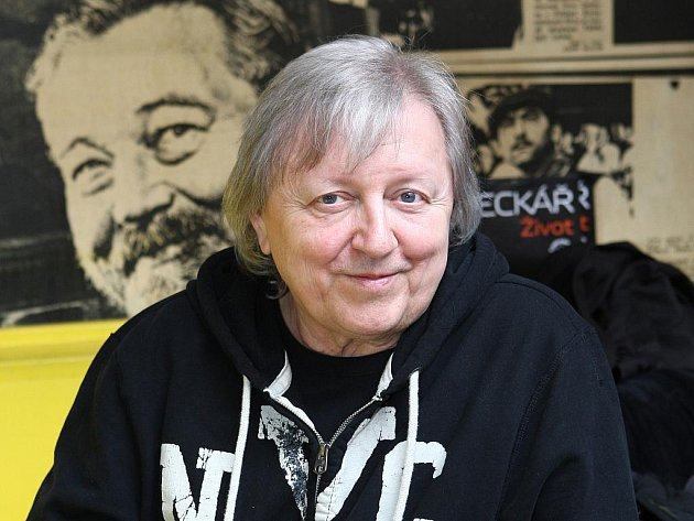 Václav Neckář.