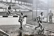 Disciplíně běh přes překážky se věnovala řada významných osobností nejen z Jablonecka.