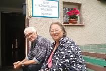 Český červený kříž Jablonec nad Nisou v projektu Restart pomůže seniorce v Domově s pečovatelskou službou v Horním Polubném.