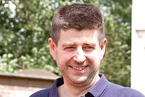 Poslanec Parlamentu ČR Libor Ježek