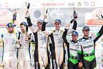 Záludnou a velmi rychlou Rally Poland zajela skvěle posádka ACCR Czech Rally Teamu ve složení mladoboleslavský Filip Mareš – jablonecký Jan Hloušek.