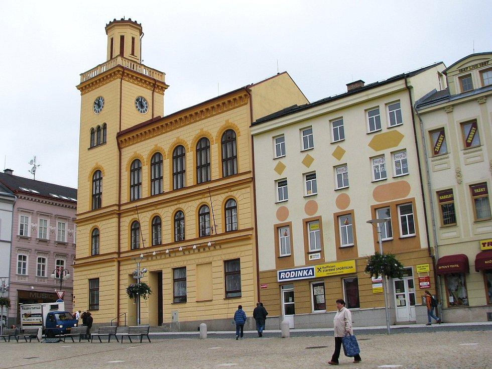 Městská knihovna Jablonec nad Nisou