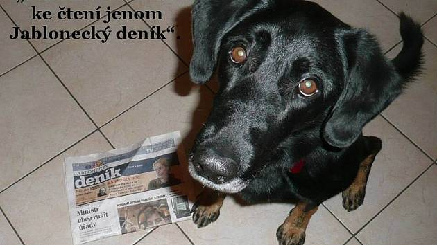 PF 2009 od Ligy na ochranu zvířat v Jablonci