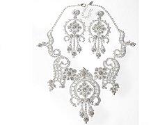 Kubická zirkonie zpracovaná ve šperk od firmy Šenýr.