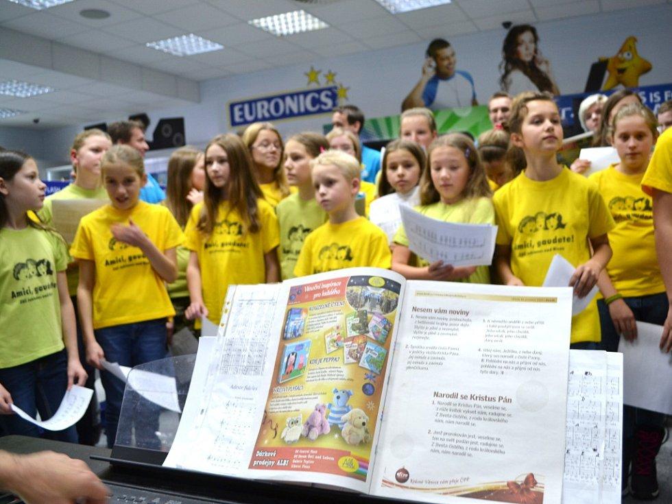 Česko zpívá koledy - EURONICS Horák Elektro