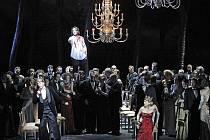 Z Macbeth Metropolitní opery v New Yorku